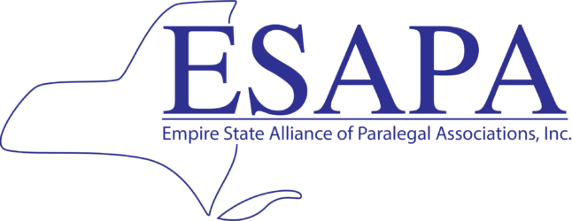 Empire State Alliance of Paralegal Associations, Inc.